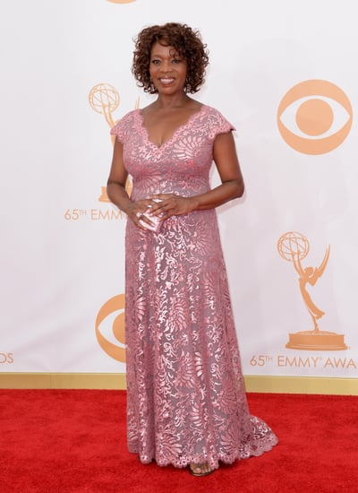 Actress-Alfre-Woodard-walked-Emmys-red-carpet