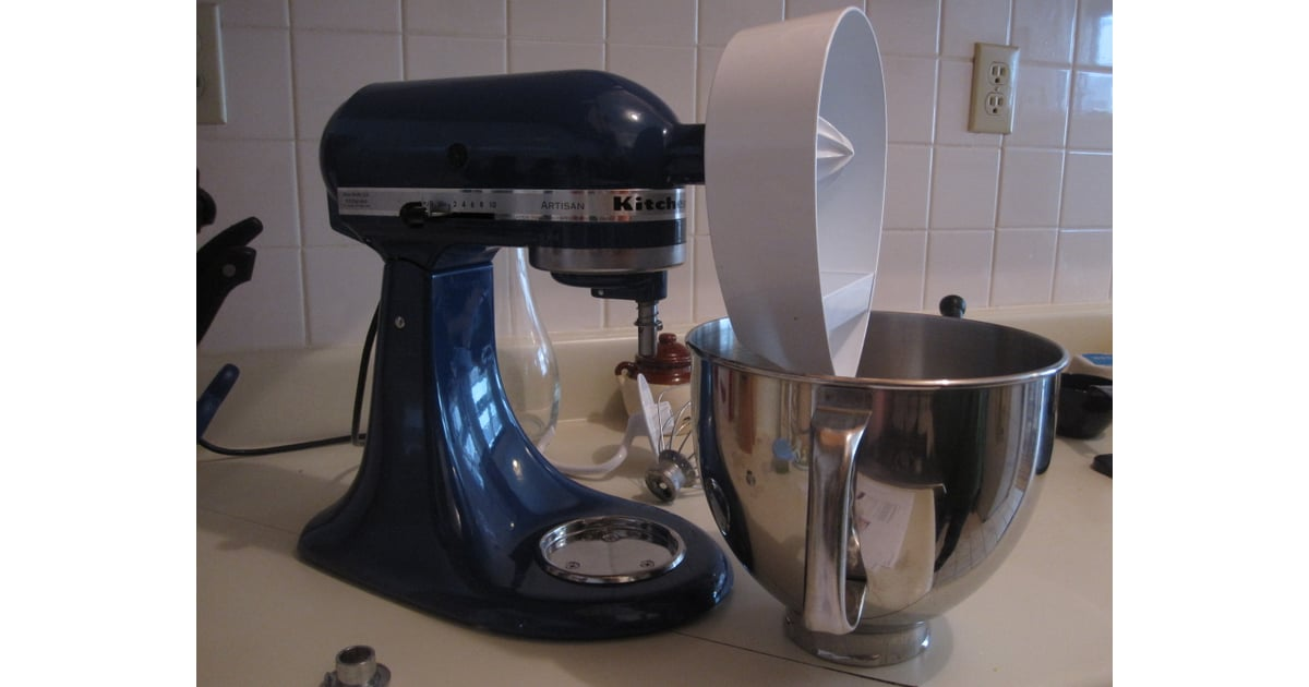 What Kitchenaid Attachments Do You Have Want Popsugar Food