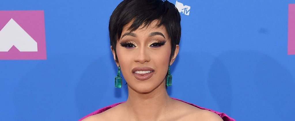 Cardi B 2018 VMAs Hair and Makeup