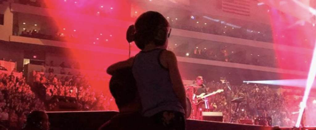 Is Carrie Underwood's Family on Her Cry Pretty 360 Tour?