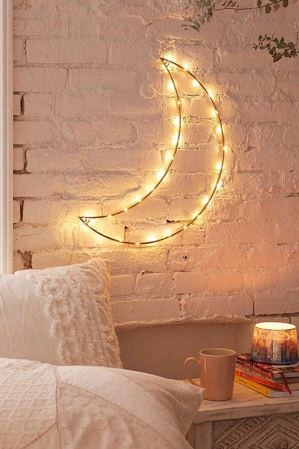Geo Moon Light Sculpture ($34)