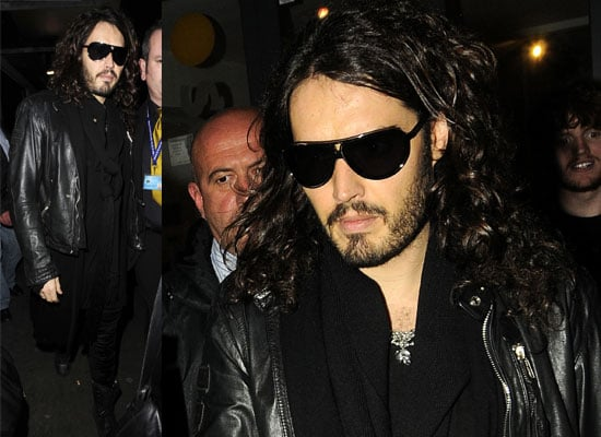 Photos Of Russell Brand Out In Soho Last Night - Chugga Chugga Song by Joby Harte Headed For Release?