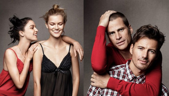 H&M Holiday Ads 2010