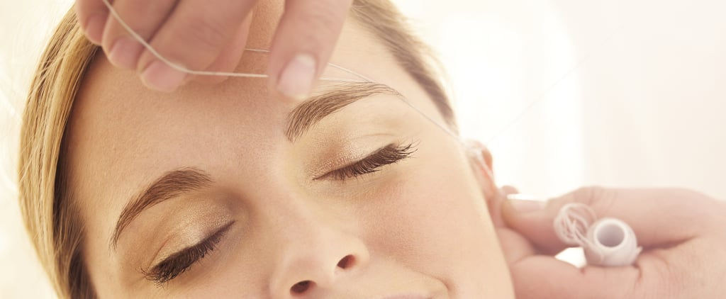 Can You Thread Your Eyebrows at Home?
