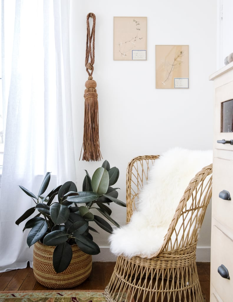 Well-Utilized Corners | Decorating Ideas For Small Homes | POPSUGAR ...