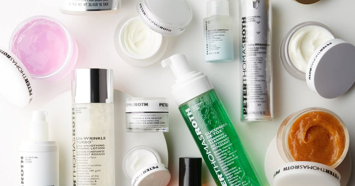 Did You Know Anthropologie Has Great Skin Care? We're Stocking Up on These 17 Picks