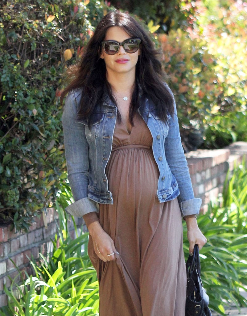 Jenna Dewan sported shades in LA on Wednesday.
