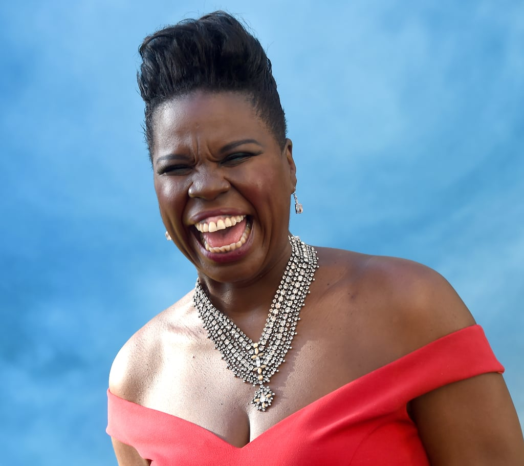 Leslie Jones's Tweets About the 2016 Olympics