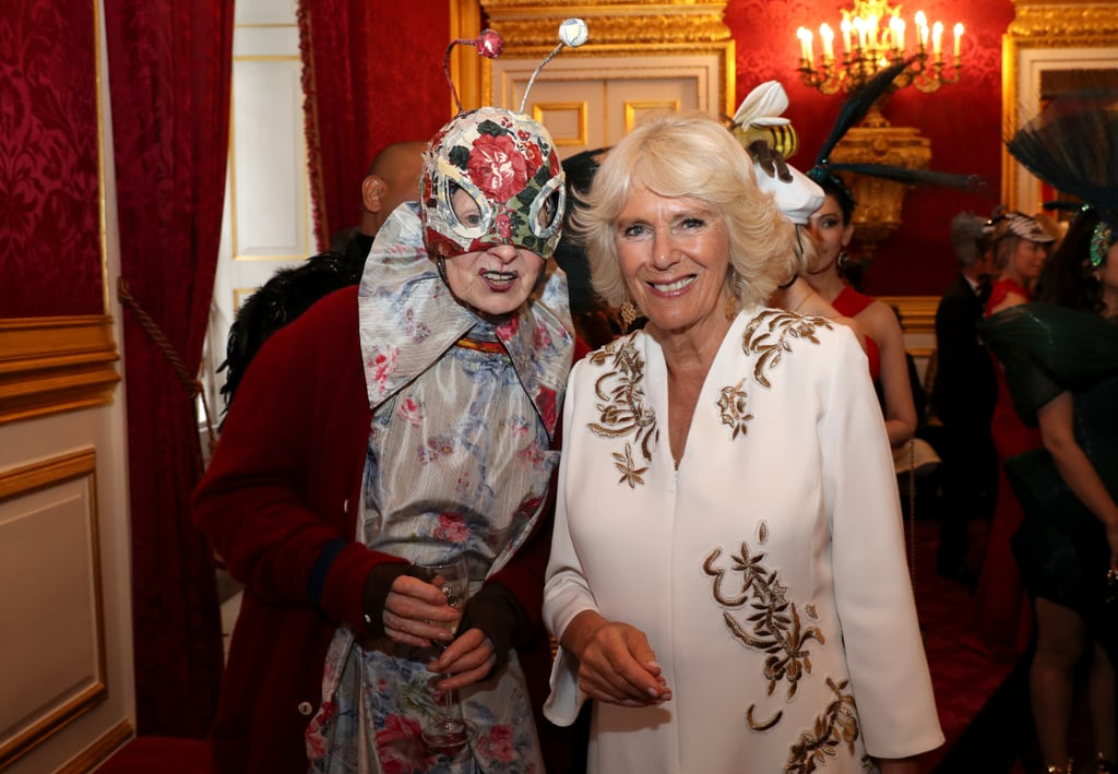 Prince Charles and Camilla at the Elephant Ball June 2019