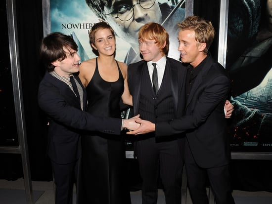 """Harry Potter And The Deathly Hallows: Part 1"" New York Premiere - Inside Arrivals"