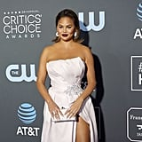 Chrissy Teigen at Critics' Choice Awards