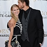 Chad Michael Murray and Kenzie Dalton