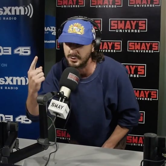 Shia LaBeouf Freestyle Rap Video Nov. 2016