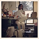 Bella ed Sarah has been steadily receiving (and drowning in) products for the upcoming BellaSugar Beauty Awards.