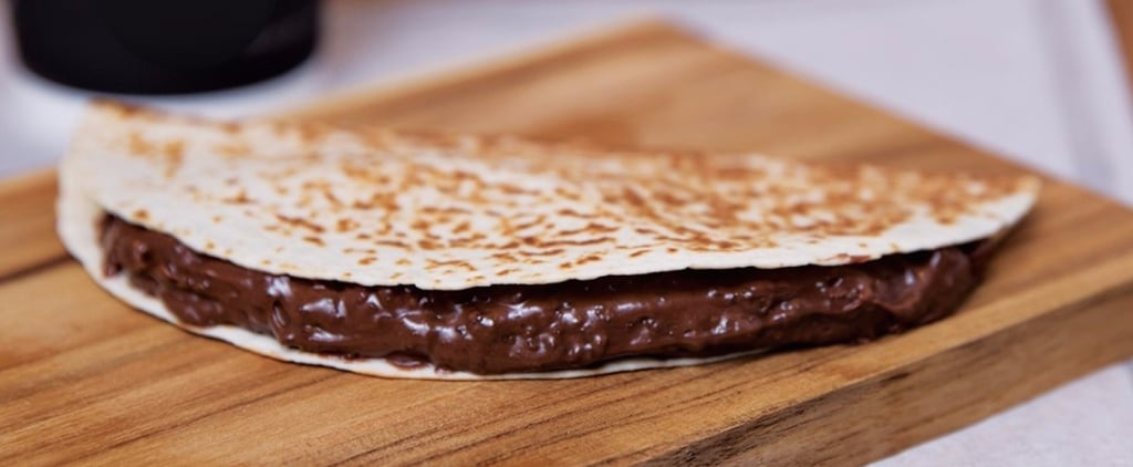 Pardon This Interruption, but Taco Bell Is Introducing a Freaking Kit Kat Quesadilla