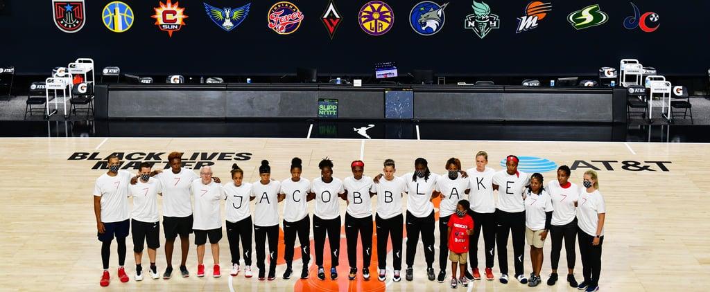 WNBA Postpones Games After Jacob Blake Shooting