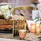 Elegant Book-Themed Wedding