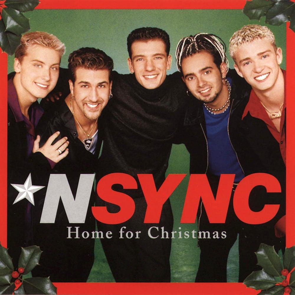 Home for Christmas, NSYNC (1998) | Best \'90s Christmas Albums ...