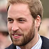 Prince William With a Beard Pictures