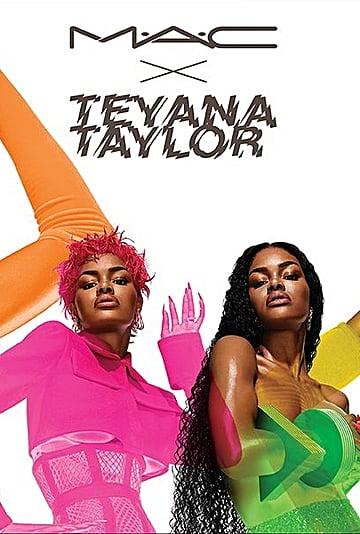 Teyana Taylor on MAC Cosmetics Collection   Makeup Interview