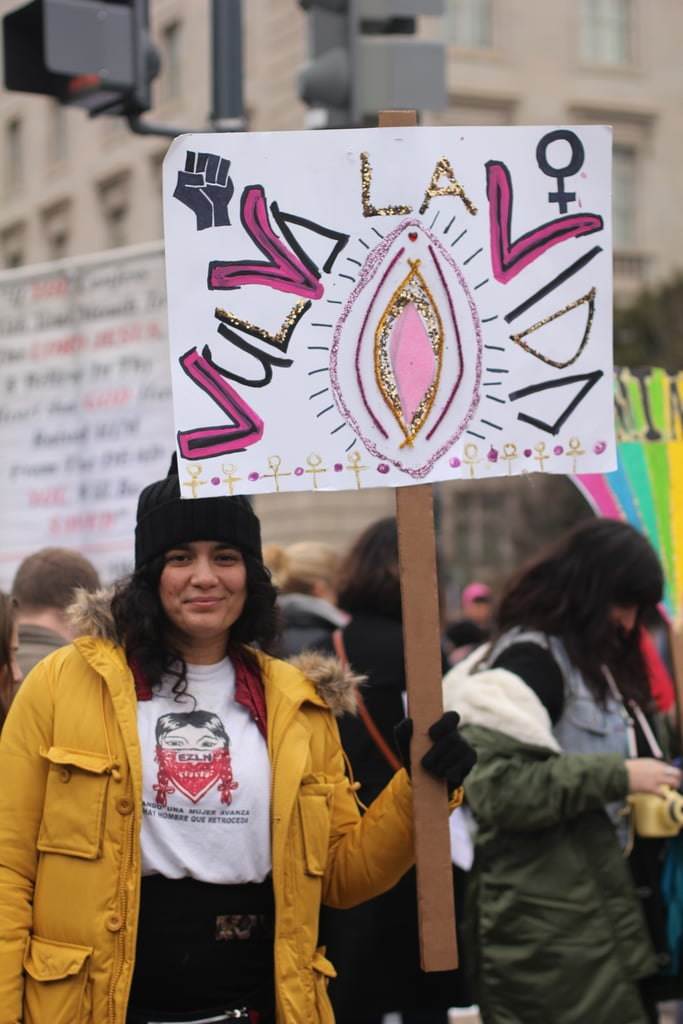 Best Signs From Women's March in Washington DC