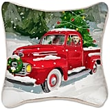 Holiday Drive Pillow ($25)