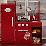 Red All-In-One Retro Kitchen