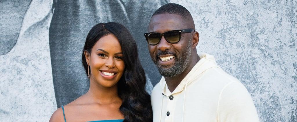 Idris Elba and Sabrina Dhowre Married