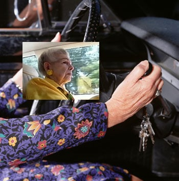 101-Year-Old Gets Driver's License Until 2011. Too Old?