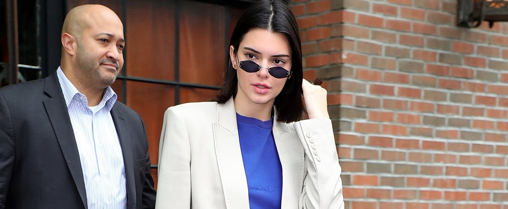 Kendall Jenner's Bag Has Graffiti All Over It, but Trust Us —You're Gonna Want It Anyway