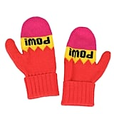 Knock out any cold chills with these cute Kate Spade Big Apple Pow Pow Mittens ($68).
