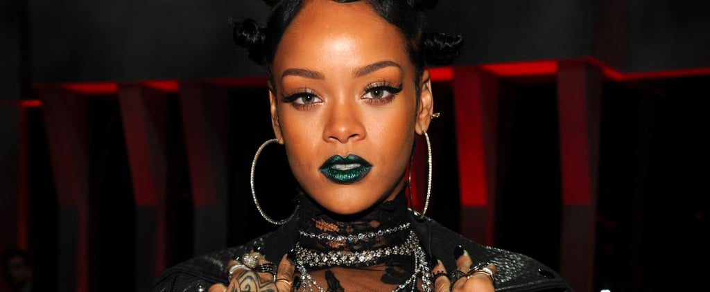 We're Calling It: Edgy Green Lipstick Is the Dominating Color Trend of 2017