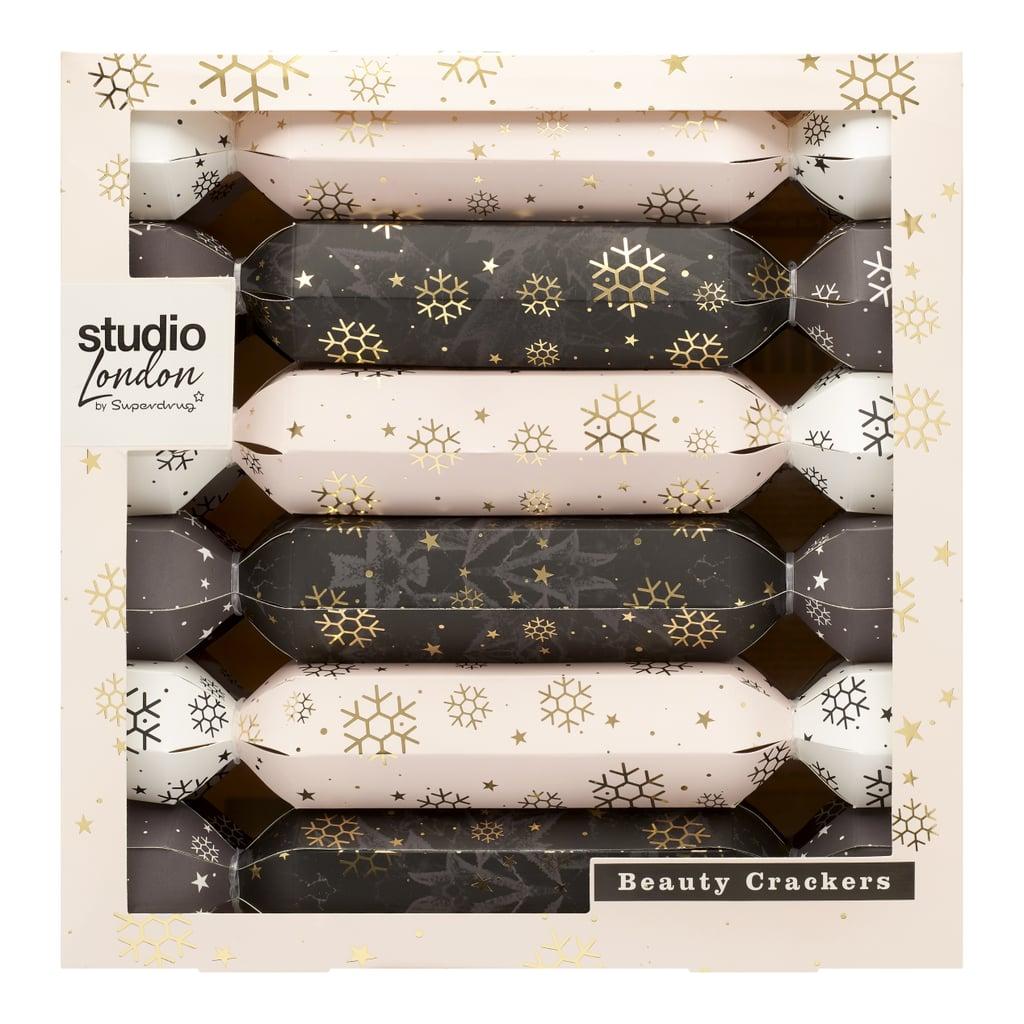 Superdrug Studio London Beauty Crackers X12