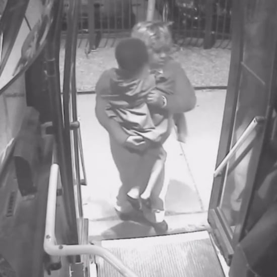 Bus Driver Rescues Young Boy in the Middle of the Night