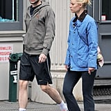 Claire Danes and Hugh Dancy Take a Sweet Couple's Stroll Around SoHo