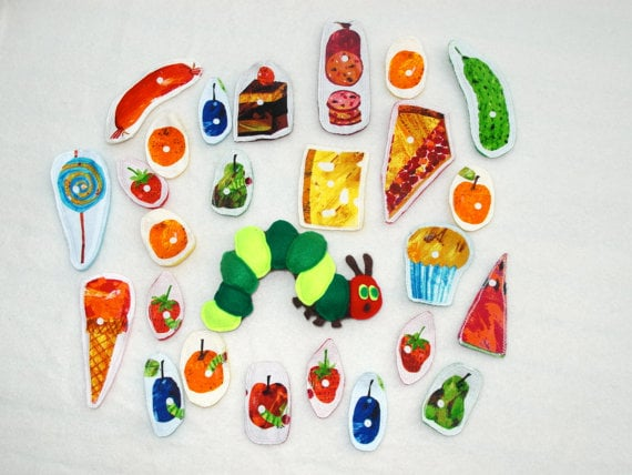 The Very Hungry Caterpillar Play Set