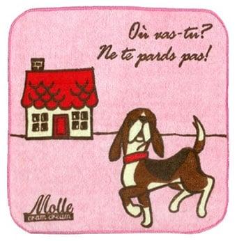 Lil Find: Molle Dog Washcloth