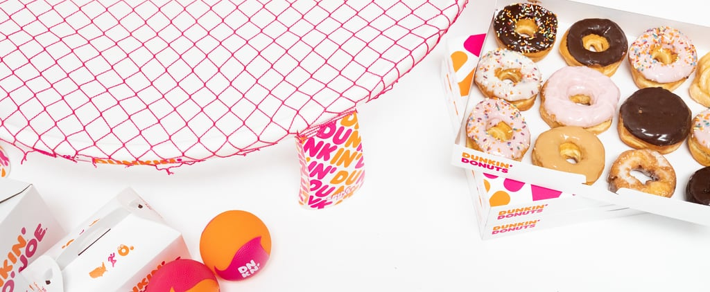 Shop Dunkin's Limited-Edition Spikeball Kit