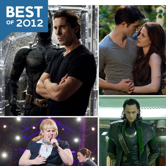 Fan Favorite Movies 2012