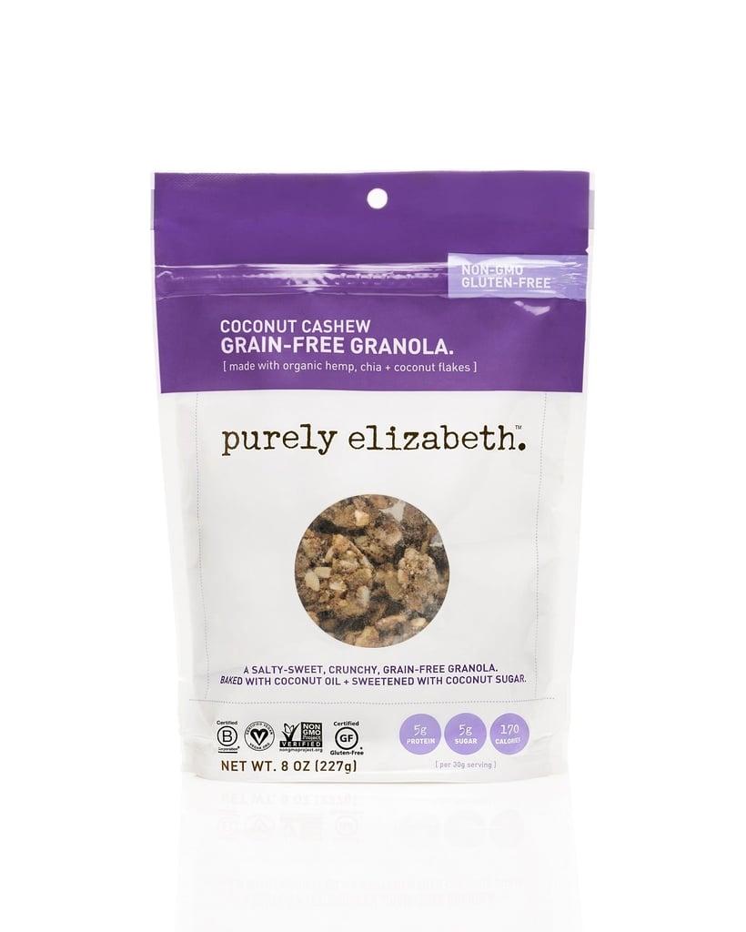 Purely Elizabeth Coconut Cashew Grain-Free & Gluten Free Granola