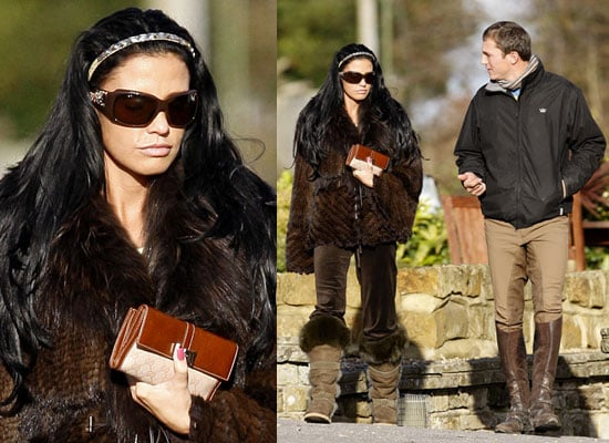 Photos of Katie Price With Andrew Gould