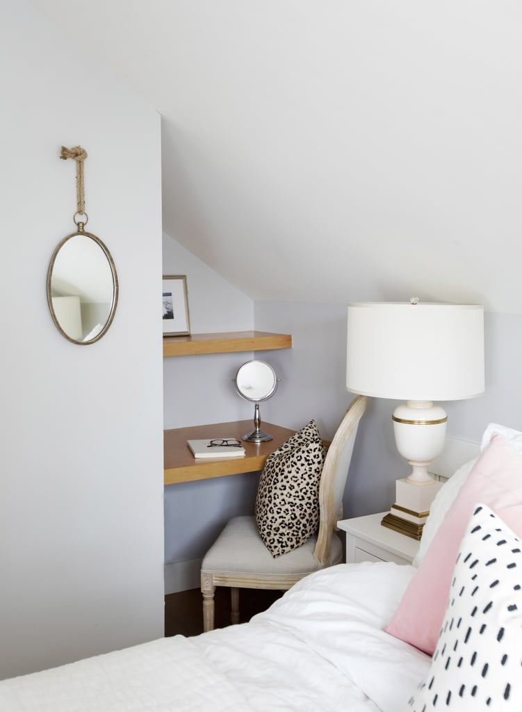 """While Jillian had fun decorating a second space, she also had new design challenges when decorating this house. """"The Vancouver home in particular needs to be functional and clutter free without feeling too cold. It took a ton of trial and error to get it feeling just right!"""""""