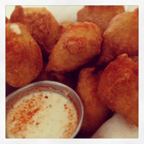 Fried Pickles: A Shore Thing