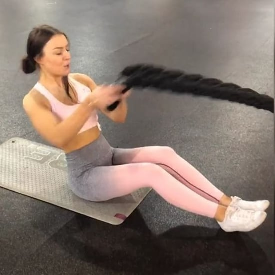 Battle Ropes Full-Body Workout