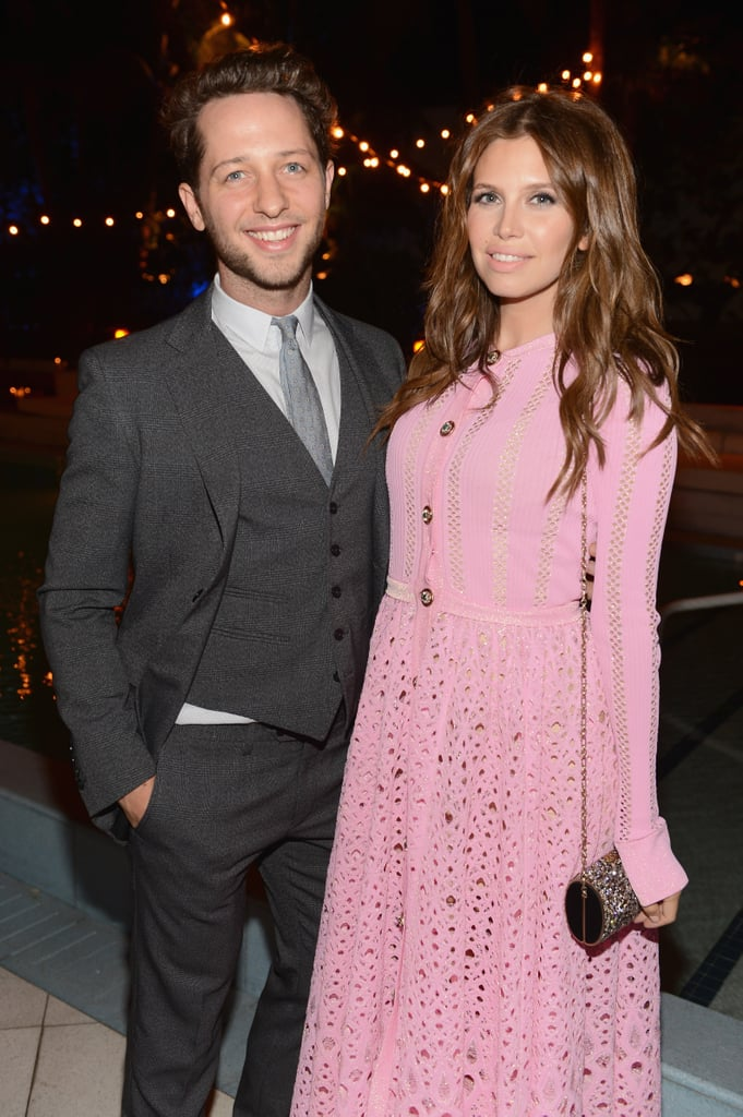 Derek Blasberg and Dasha Zhukova