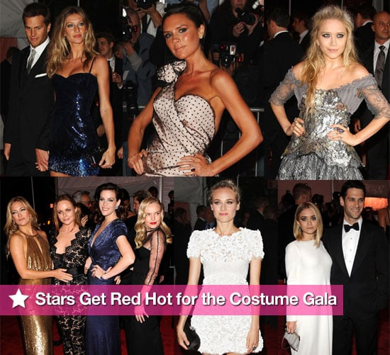 Check Out All the Gorgeous Guys and Girls on the Costume Gala's Red Carpet!