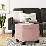 Fairland Square Storage Ottoman