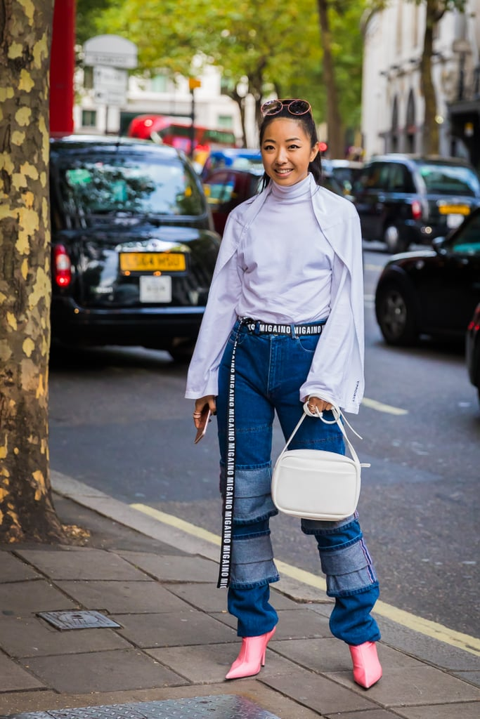 Try Out a New Denim Trend