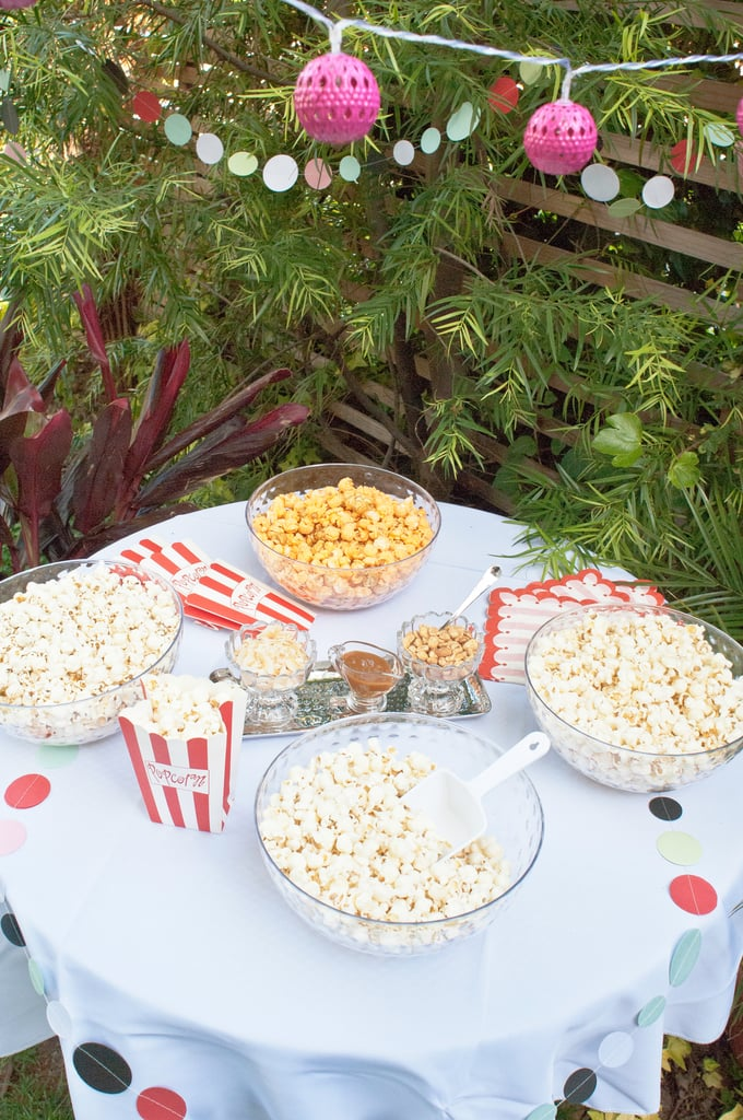 Celebrate With Popcorn