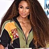 Ciara at 2018 American Music Awards